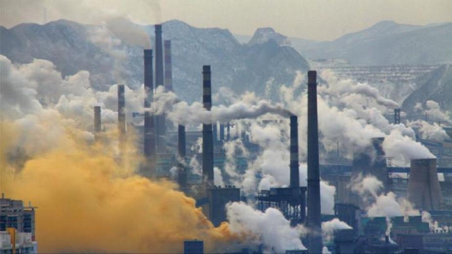 Кои са най-големите замърсители на въздуха