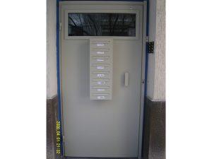 Метални пощенски кутии за входове 1